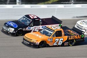 Tyler Ankrum, GMS Racing, Liuna! Chevrolet Silverado, Tanner Gray, DGR-Crosley, Ford/Ford Performance Ford F-150