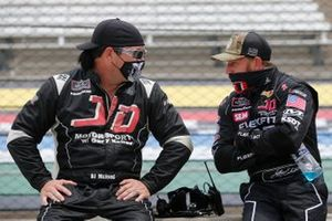 xBJ McLeod, JD Motorsports, Chevrolet Camaro, Jeffrey Earnhardt, JD Motorsports, Chevrolet Camaro FlexFit