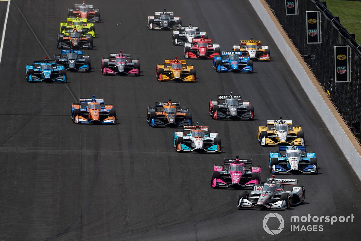 Will Power, Team Penske Chevrolet líder