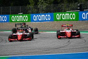 Оскар Пиастри, Prema Racing и Фредерик Вести, Prema Racing