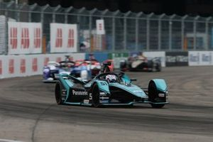 Tom Blomqvist, Panasonic Jaguar Racing, Jaguar I-Type 4