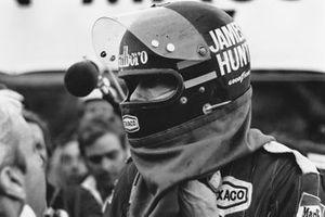 James Hunt, McLaren M23-Ford, Teddy Mayer