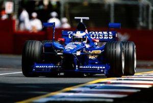 Jarno Trulli, Prost AP01 Peugeot