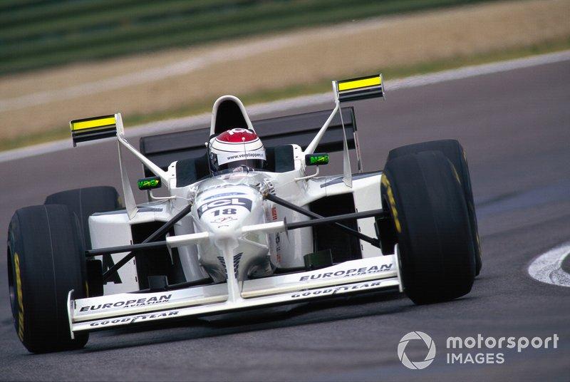 Гран При Сан-Марино 1997 года