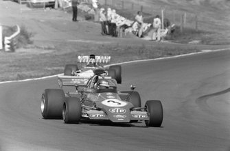 Ronnie Peterson, March 721G Ford, Jean-Pierre Beltoise, BRM P160C
