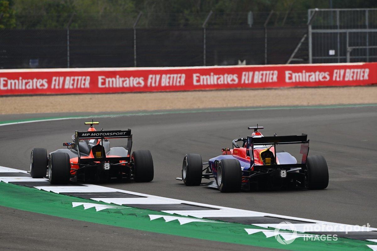 Bent Viscaal, MP Motorsport y Lirim Zendeli, Trident