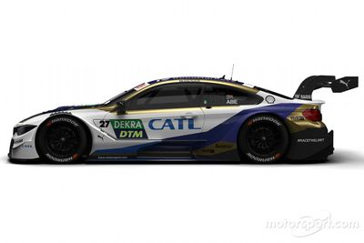 Decoración de BMW Motorsport para el DTM 2020