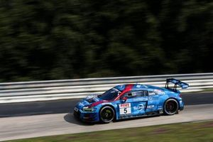 #5 Phoenix Racing Audi R8 LMS GT3: Vincent Kolb, Frank Stippler, Richard Westbrook