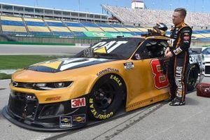 Tyler Reddick, Richard Childress Racing, Chevrolet Camaro Caterpillar