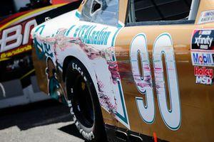 Brandon Brown, DGM Racing, Chevrolet Camaro Coastal Carolina University Darlington Stripe