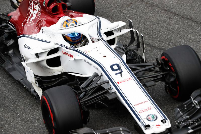 Marcus Ericsson - Alfa Romeo Sauber - 6