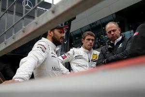 Gary Paffett, Mercedes-AMG Team HWA, Paul Di Resta, Mercedes-AMG Team HWA