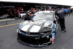 Jimmie Johnson, Hendrick Motorsports, Chevrolet Camaro Lowe's Throwback