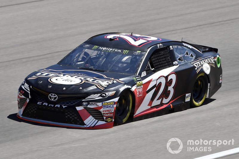 36. J.J. Yeley, BK Racing, Toyota Camry Tennessee XXX Moonshine