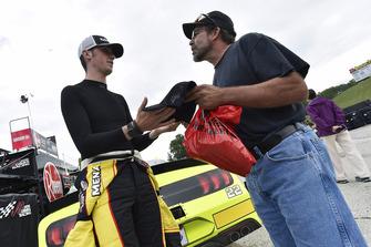 Austin Cindric, Team Penske, Ford Mustang Menards/Richmond