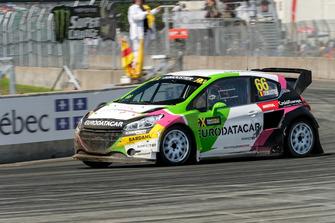 Gregoire Demoustier, Sebastien Loeb Racing
