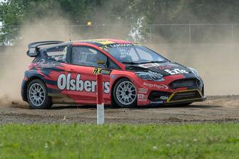 Робин Ларссон, Ford Fiesta ST, Olsbergs MSE