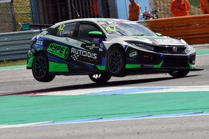 Stefano Comini, THX Racing Civic Type R TCR