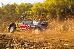 Elfyn Evans, Daniel Barritt, M-Sport Ford WRT Ford Fiesta WRC McKlein