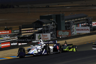 Pietro Fittipaldi, Dale Coyne Racing Honda, Charlie Kimball, Carlin Chevrolet