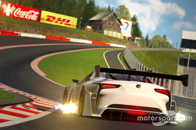 """LEXUS LF-LC GT """"Vision Gran Turismo"""""""