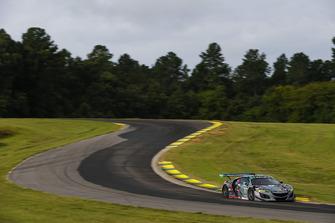 #86 Michael Shank Racing con Curb-Agajanian Acura NSX, GTD - Katherine Legge, Mario Farnbacher