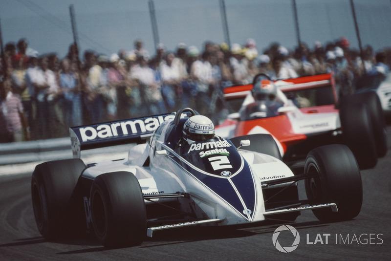 1982 - Brabham BT50
