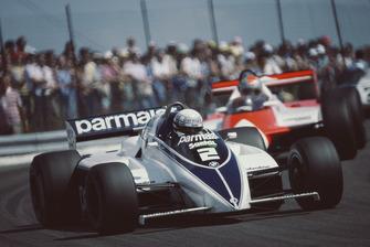 Риккардо Патрезе, Brabham BT50 BMW