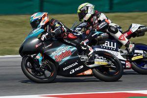 Adam Norrodin, Petronas Sprinta Racing, Tony Arbolino, Marinelli Snipers Moto3