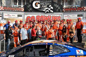 Chase Elliott, Hendrick Motorsports, Chevrolet Camaro SunEnergy1 wins