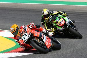 Michael Ruben Rinaldi, Aruba.it Racing-Ducati SBK Team, Yonny Hernandez, Pedercini Racing
