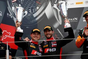 Podio: #1 Belgian Audi Club Team WRT Audi R8 LMS: Alex Riberas, Christopher Mies