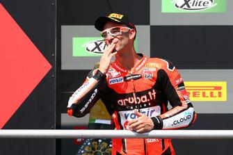 2. Marco Melandri, Aruba.it Racing-Ducati SBK Team