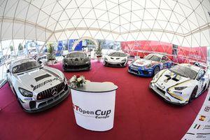 Presentazione GT Open Cup