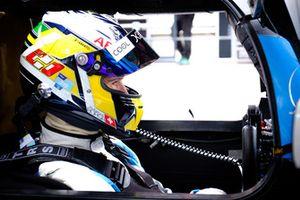 #4 Cool Racing Ligier JS P3 - Nissan: Antonin Borga