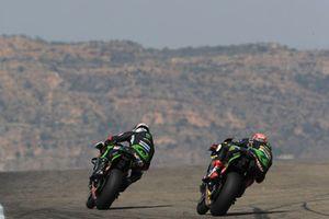 Жоан Зарко и Хафиз Сьяхрин, Monster Yamaha Tech 3
