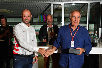 Giorgio Piola, Technical Journalist at F1 Hall of Fame
