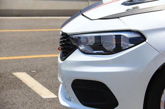 Fiat Egea Ralli aracı detay