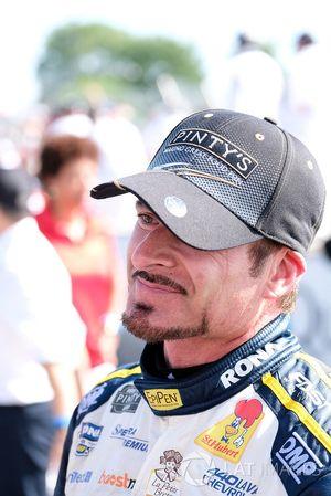 Race winner Alex Tagliani