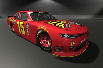 Joe Nemechek, JD Motorsports, Chevrolet Camaro