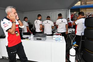 Garaje de Alfa Romeo Sauber F1