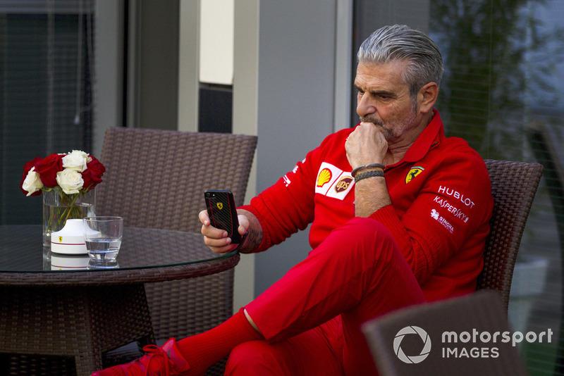 """""""Temos duas corridas pela frente e faremos todo o possível, vamos para o Brasil e Abu Dhabi carregados"""""""