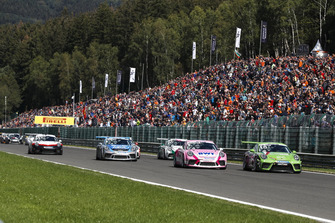 Michael Ammermüller, BWT Lechner Racing Mattia Drudi, Dinamic Motorspor