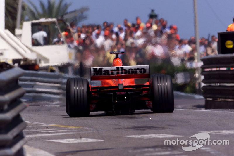 GP de Mónaco 1999