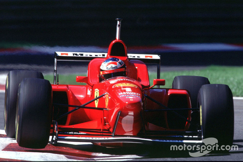 #22 GP d'Italie 1996