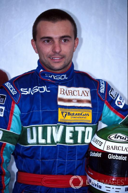 Marco Apicella, Jordan