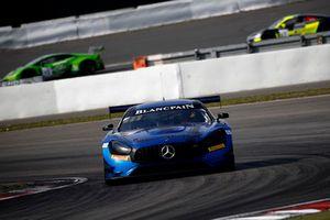 #6 BLACK FALCON Mercedes-AMG GT3: Hubert Haupt, Luca Stolz