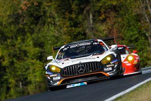 #13 Autoarena HTP Motorsport Mercedes-AMG GT3: Patrick Assenheimer, Dominik Baumann