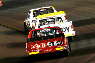 Tyler Ankrum, DGR-Crosley Toyota Tundra May's Hawaii / Crosley Brands / DGR CROSLEY