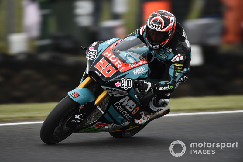 Fabio Quartararo, Speed Up Racing Australian Moto3 2018